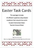 Easter Task Cards