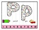 Easter ~ Teaching by the Letter Holiday Strip Number Puzzles ~ Preschool Prek