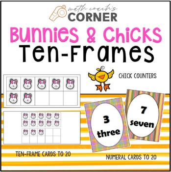Easter Ten-Frames