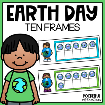 Earth Day Ten Frames