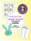 Easter Tens & Ones(Around the Room)