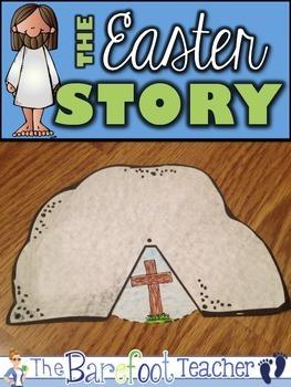 Easter - The Easter Story Wheel