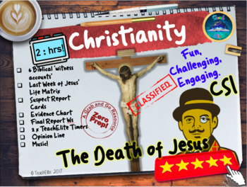 Easter: The Passion / The Death of Jesus CSI ( Mystery Investigation )