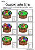Easter Math Theme,  Early Numeracy Worksheets
