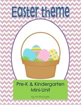 Easter Theme Mini-Unit