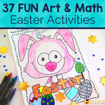 Easter Worksheets And Activities Easter Art Writing Spelling