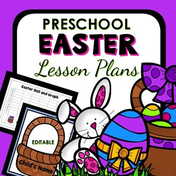 Easter Theme Preschool Lesson Plans -Easter Activities