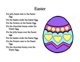Easter Theme Spatial and Temporal Directions