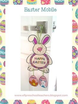 Easter Theme for Preschool ELL