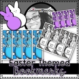 Easter Themed Bookmarks For Your Peeps | Student Bookmarks