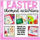 Easter Themed Centers and Activities for PreK