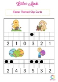 Easter Themed  maths Clip Cards