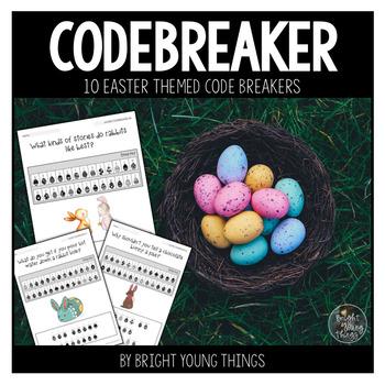 Easter-Themed Codebreaker Jokes and Activities
