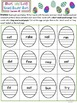 Easter Themed ELA Literacy Activities for K-2nd Grade