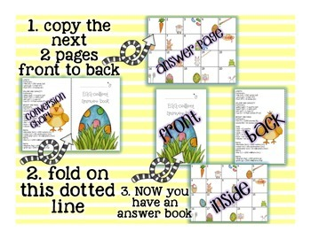 Easter Themed Egg-cellent Task Cards Multistep Problem Solving