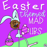 Easter Themed Mad Libs - Nouns, Verbs, and Adjectives