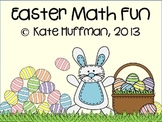 Easter Themed Math Centers