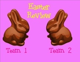 Easter Themed SMART Board Instant Review Game
