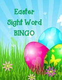 Easter Themed Sight Word BINGO