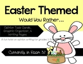 Easter Themed Would You Rather