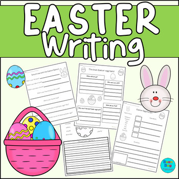 Easter Themed Writing Worksheets