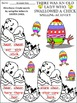 Easter Activities: There was an Old Lady Who Swallowed a Chick Spring Activities