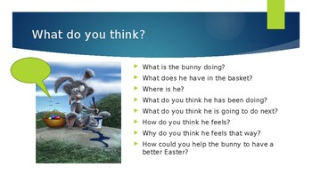 Easter Thinking Skills