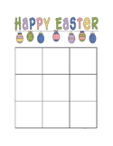 Easter Tic-Tac-Toe Game