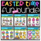 Easter Time MINI FUN BUNDLE (P4 Clips Trioriginals) EASTER CLIPART