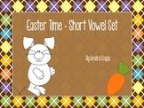 Easter Time - Short Vowel Set