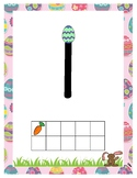 Easter Touch Math Posters