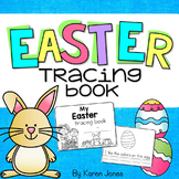 Easter Tracing Book