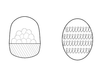 Easter Tracing Booklet