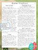 Easter Traditions Nonfiction Close Reading Passage - Level 6.0