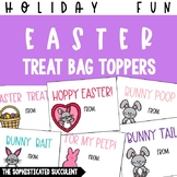 Easter Treat Bag Toppers