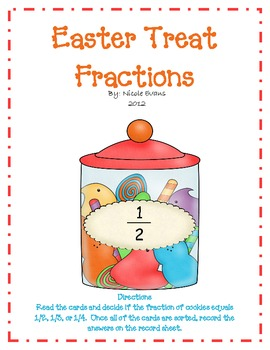 Easter Treat Fractions