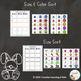 Easter Sorting Size Color Same or Different Set