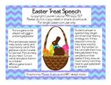Easter Treat Speech