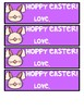 Easter Treat Tags