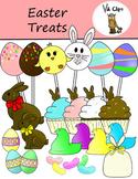 Easter Treats Clip Art