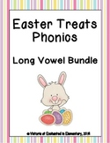 Easter Treats Phonics: Long Vowel Bundle