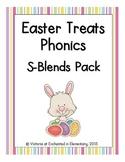 Easter Treats Phonics: S-Blends Pack