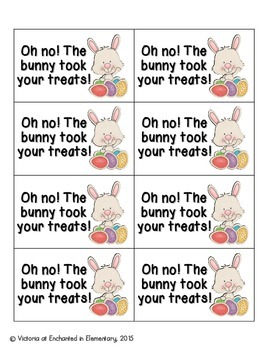 Easter Treats Phonics: Silent E Words Pack