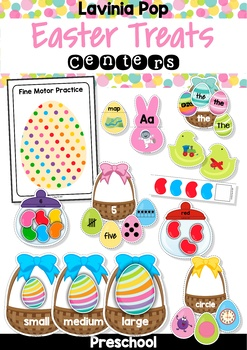 Easter Treats Preschool Centers