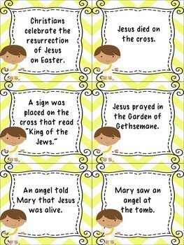 Easter Tricks & Truths (Facts About Easter/Religious)