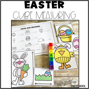 Easter Cube Measuring