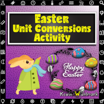 Easter Unit Conversions Activity