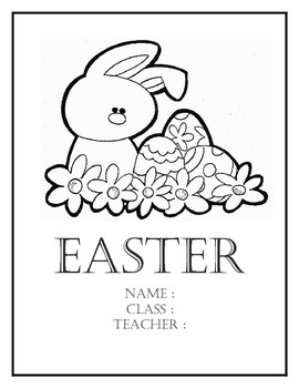 Easter Unit: Easter activities