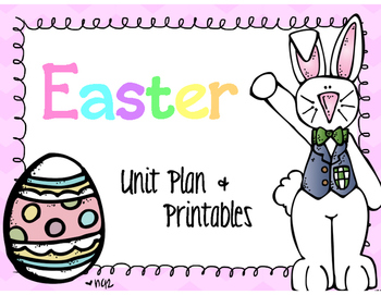 Easter Unit Plan