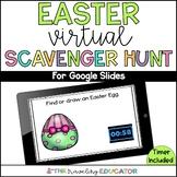 Easter Virtual Learning Scavenger Hunt
